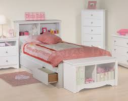 Kids Bed With Bookshelf Childrens Bed With Bookcase Headboard 2 Trendy Interior Or Twin