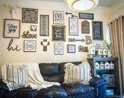 diy wall decor living room wall project with es in frames for big wall diy woodland wall decor