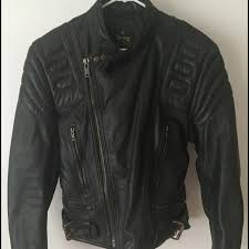 used leather motorcycle jackets
