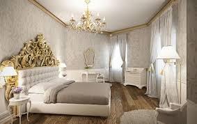 White And Gold Bedroom Furniture   Chene Interiors
