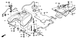 wiring diagram honda rincon 650 wiring diagram and schematics honda rincon wiring diagram wiring library source · 2005 honda fourtrax rincon 650 trx650fa fuel tank parts best oem fuel tank parts diagram for
