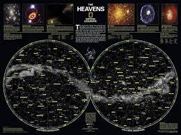 34 Explicit August Sky Chart