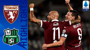 Torino 2-1 Sassuolo | Zaza Brace Secures Torino Victory
