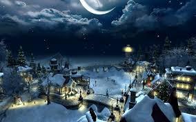 christmas town wallpaper. Exellent Christmas CHRISTMAS TOWN In Christmas Town Wallpaper