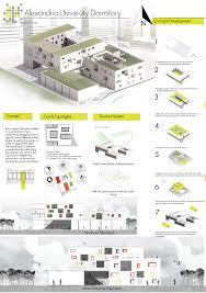 Dormitory Design Concept Penta Court University Dormitory On Behance