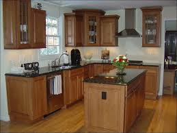 Kitchen : Cherry Oak Cabinets Replacement Cabinet Doors White Dark Wood Kitchen  Cabinets Shaker Style Bathroom Cabinets Unfinished Discount Kitchen Cabinets  ...