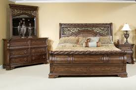 Furniture Arbor Place Sleigh Bedroom Set