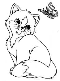 Small Picture 23017 cute animal coloring pages with big eyesjpg 518690 VBS
