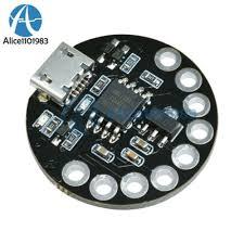 2PCS Micro USB <b>LilyTiny LilyPad</b> ATtiny85 <b>Development Board</b> ...