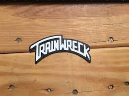 Image result for trainwreck logo