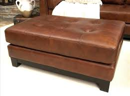rustic leather ottoman coffee table best ideas on inside cocktail large pouf ottoman rustic leather