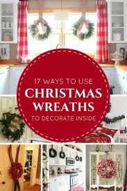 25 best Decorating With Christmas Wreaths images on Pinterest ...