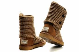 UGG 5819 Classic Cardy Boots Chestnut can be each distinctive in appearance  and comfortable to put