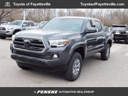2018 New Toyota Tacoma SR5 Double Cab 5' Bed V6 4x2 Automatic at ...