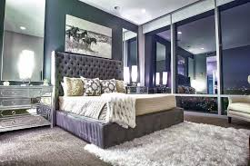 bedroom with mirrored furniture. Houston Dark Grey Bedroom Contemporary With Nightstand Nightstands And Bedside Tables Art Mirrored Furniture