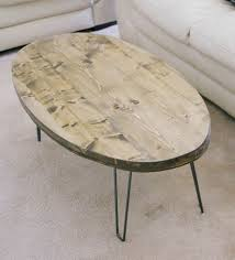 rustic pine oval coffee table jofran slater mill pine reclaimed round to oval dining pictures on