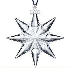 Annual Ornaments Ornaments Retired Dated Sw Annual Edition Stars And Snowflakes