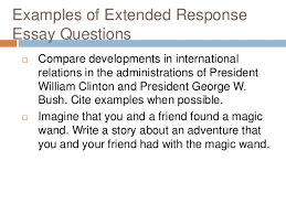 essay type test 13 examples of extended response essay questions   compare developments in international relations
