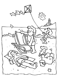 Let your toddler color and create a beautifully colorful picture out of these are some of our collections of free printable beach coloring pages. 25 Free Printable Beach Coloring Pages