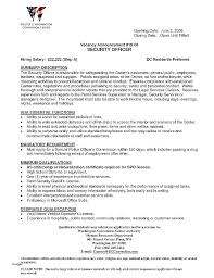 Security Job Objectives For Resumes Best Of Security Job Resume Hotel Security Resume Chic Hotel Security Job