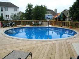 above ground round pool with deck. Simple Ground Round Pool Deck Plans Modern Above Ground Decks  Ideas Swimming Pools For Above Ground Round Pool With Deck E