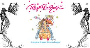 Polly Paintbrush - Outrageous Originals and Custom Designs