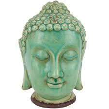 Buddha Head Decor Oriental Furniture 10 Thai Buddha Head Statue Home Home Decor