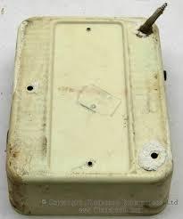 gec metal 3 way fusebox old gec 3 way metal fusebox