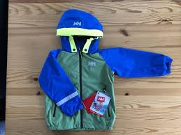 Log In Needed 59 New Tags Still On Helly Hansen Kids Shield Jacket Evo