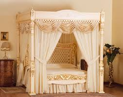Antique Canopy Bed Curtains | Tyres2c