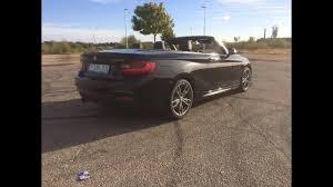 BMW Convertible bmw m235 test : 2015 BMW M235i Test Drive ! In depth view, Sound check, 0-100 ...