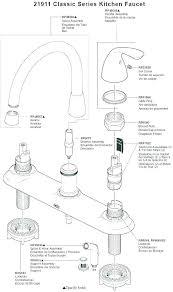 moen faucet parts replacement parts kitchen faucet replacement parts for kitchen within kitchen faucet parts diagram