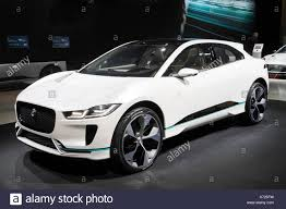 2018 jaguar concept. fine jaguar new 2018 jaguar ipace concept electric suv car showcased at the frankfurt  iaa motor show 2017 credit jlbvdwolfalamy live news and jaguar