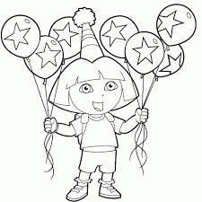 Dora De Verkenner Kleurplaten Leuk Voor Kids Zoeken 25 Printen