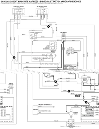 Briggs and stratton wiring diagram beautiful briggs and stratton rh awhitu info