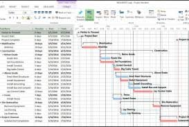 033 Ms Access Gantt Chart Unique Download Interactive Of
