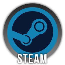 Free Steam Icon Blue 58258 | Download Steam Icon Blue - 58258