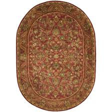 red and gold area rug hand woven wool red gold green area rug red blue and