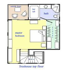 20 Inspiring Tree House Floor Plans Photo House Plans Treehouse