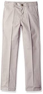 Dickies Boys Big Flexwaist Ultimate Flat Front Slim Fit Pant