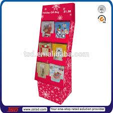 Cardboard Book Display Stands Tsdc100 Cardboard Book Display RackCardboard Magazine Display 45