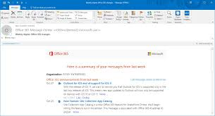 Microsoft Improves Notifications To Office 365 Subscribers