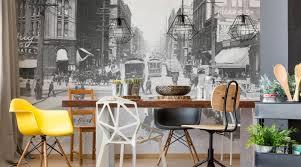 Dining Room Wall Murals