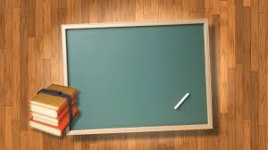 School Chalkboard Background Animated School Chalkboard Background Motion Background