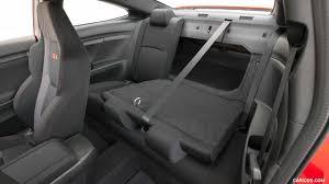 2017 honda civic si coupe interior rear seats wallpaper
