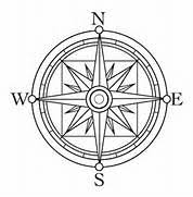 Small Picture Compass Rose Coloring Page Clipart Best 14105881 Aouous