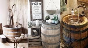 storage oak wine barrels. 35 Genius Ways People Are Repurposing Whiskey \u0026 Wine Barrels - How To Use As Decor Storage Oak R