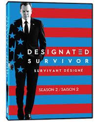 Designated Survivor Season 1 Full Episodes Download Designated Survivor Season 2 Bilingual Amazon Co Uk Dvd