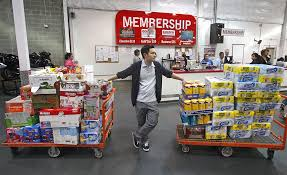 5 Types Of People You See At Costco