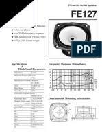 victory hammer wiring diagrams large bandwidth audio speaker fostex datasheet fe127